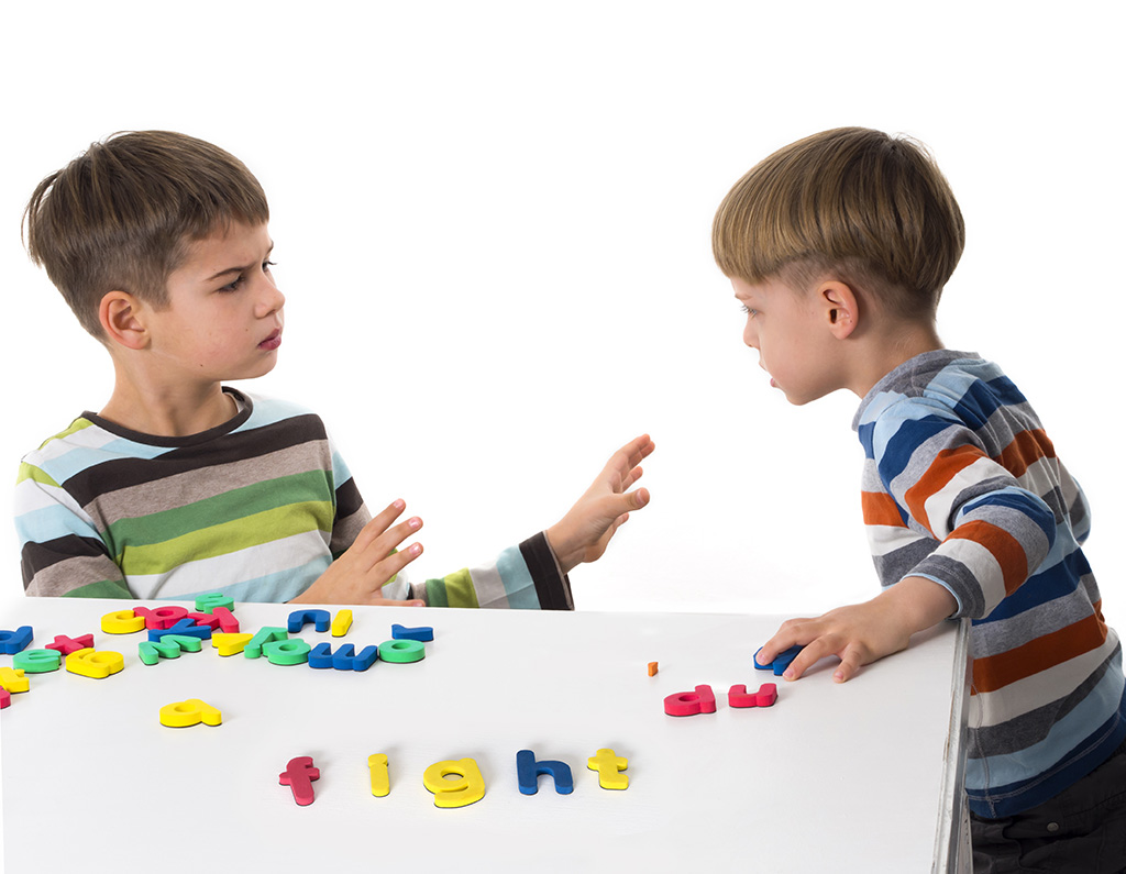 Toys For Siblings : Bgm conflict